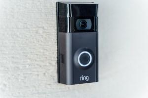 74-Rincg Smart Video Doorbell