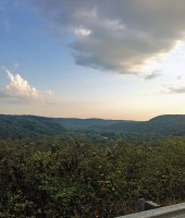 A view from the Ozarks