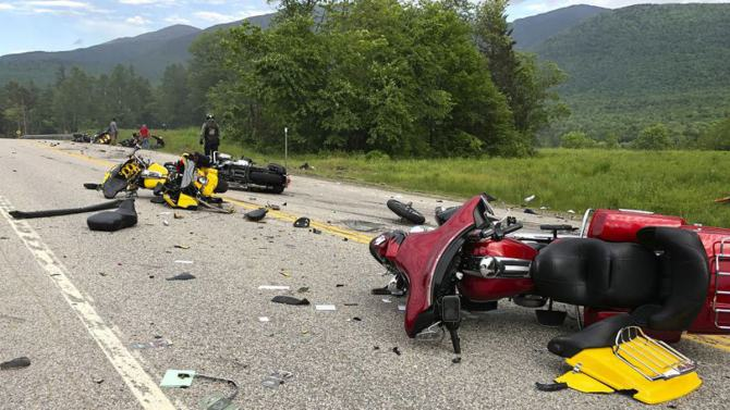 New Hampshire Motorcycle Accident L A Times