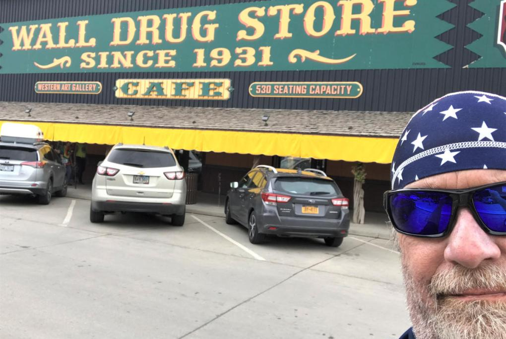 Wall Drug Store Sturgis South Dakota