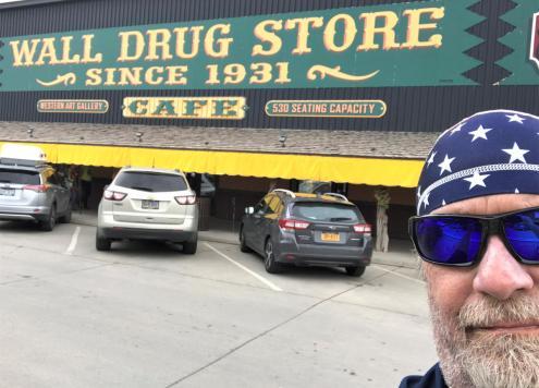 Wall Drug Store Sturgis South Dakota