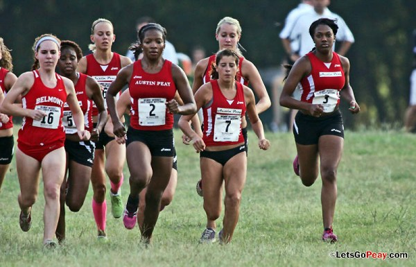 Lady Govs among large field at Greater Louisville Cross ...