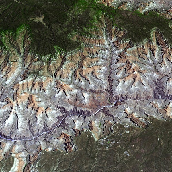 NASA, Japan Release Improved Topographic Map of Earth ...