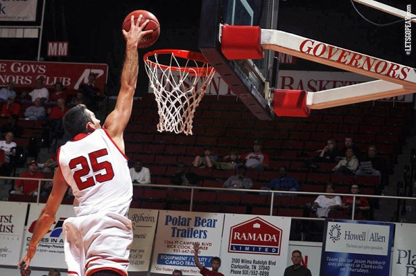 Austin Peay Mens Basketball's Anthony Campbell's journey ...