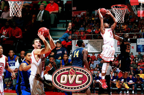 APSU Governors' Anthony Campbell named OVC Player of Week ...