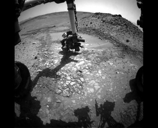 NASA reports Mars Curiosity rover will not drill rock ...