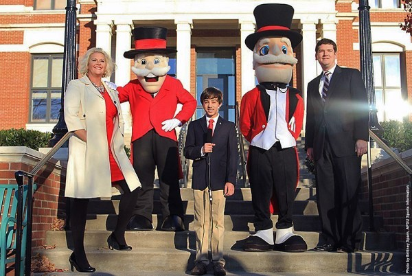 Austin Peay State University's Governor Peay has a ...