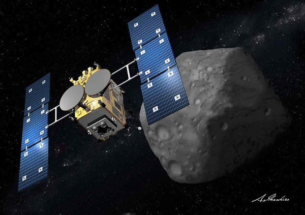 NASA working with other space agencies to explore Comets ...