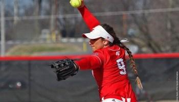 APSU Lady Govs Softball lose to Applachian State, Winthrop