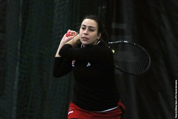 APSU Lady Govs Tennis finishes season at home against ...