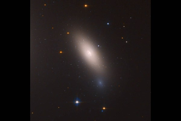 NASA's Hubble Space Telescope discovers ancient Relic ...