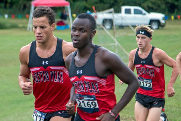 APSU Men's Cross Country takes part in Greater Louisville ...