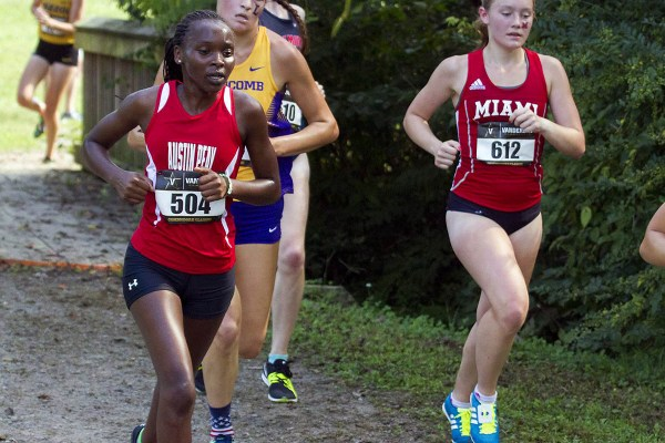 Austin Peay State University Women's Cross Country does ...
