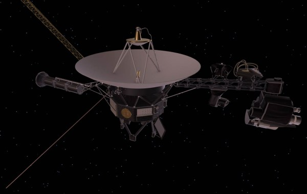 NASA is changing settings on Voyager probes with hopes to keep them working another