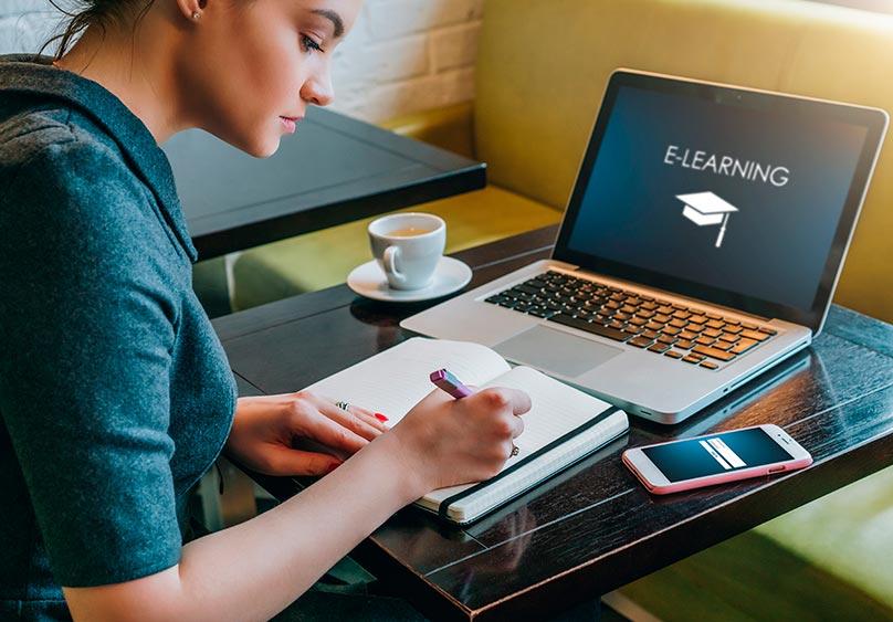 E-learning una plataforma TIC