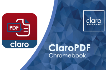 ClaroPDF Chromebook