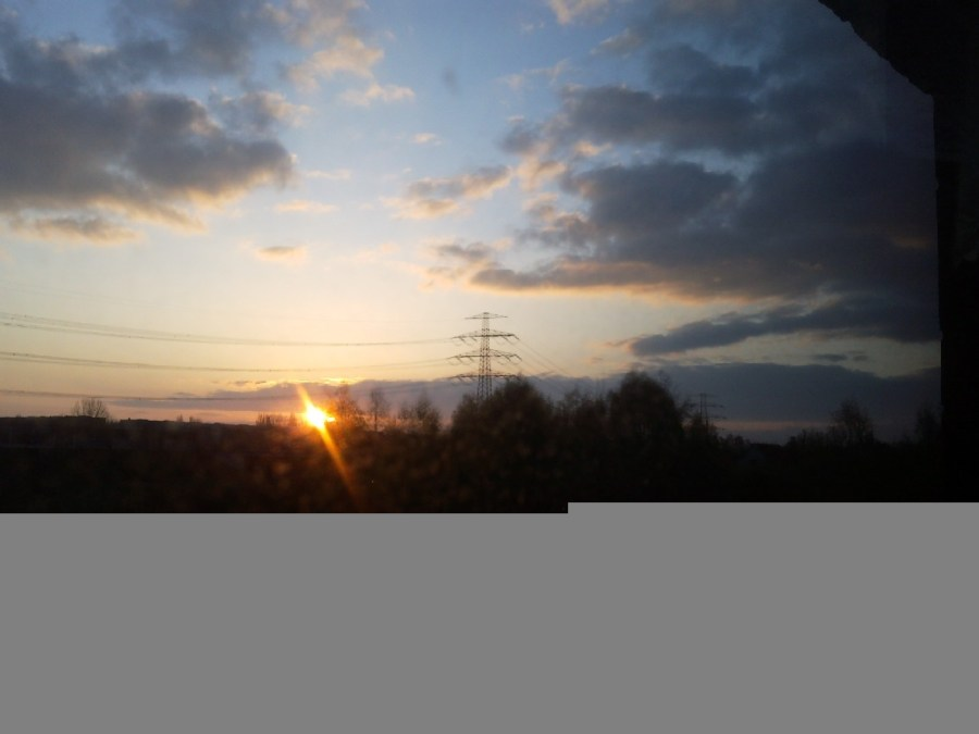Sonnenaufgang am 21.04.2010 06:12:57