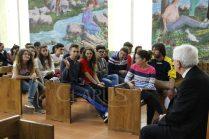 Campo scuola del settore giovani
