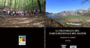 la traversata del parco regionale del matese_clarus