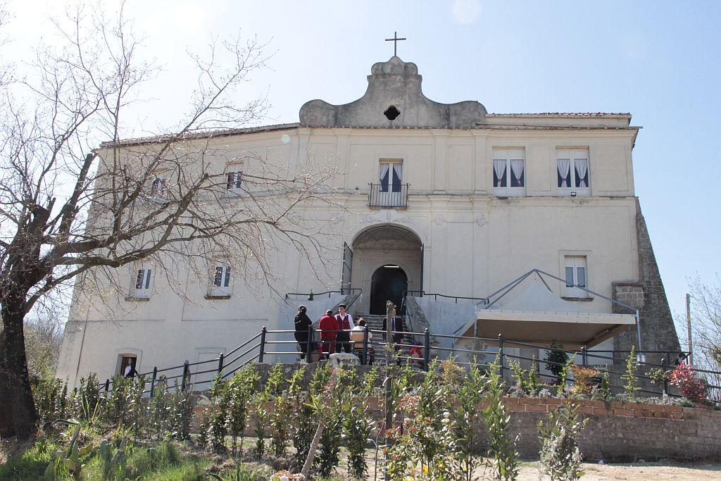 Alvignanello Inaugurata La Casa Di Ospitalita Religiosa Santa