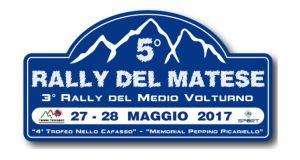 rally del matese 2017 logo