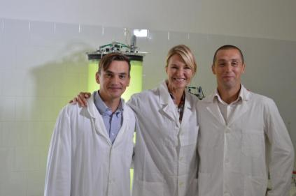 biospira alvignano alga