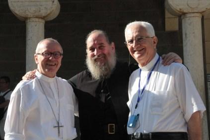 Pellegrinaggio diocesano 2017. Monte delle beatitudini, incontri ecumenici