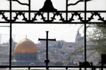 Gerusalemme dal monte degli ulivi
