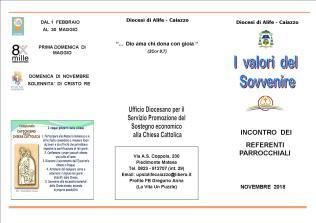 brochure Incontri Sovvenire Alife-Caiazzo 1