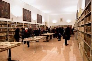 biblioteca fondo antico