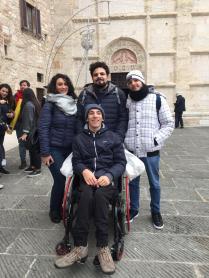 """In visita ad Assisi """"Sulle orme di Francesco"""""""