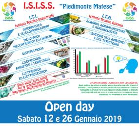 open day ISISS