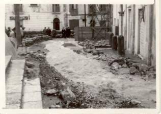 San Domenico, alluvione 1966