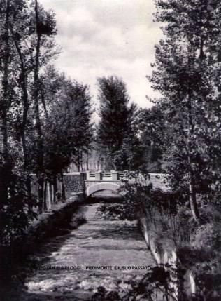 Vecchio Ponte sul Torano, in zona Epitaffio