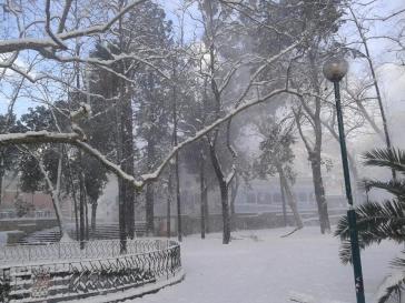 Villa comunale, Piedimonte Matese