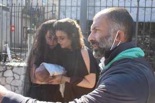 Il regista Michele Schiano