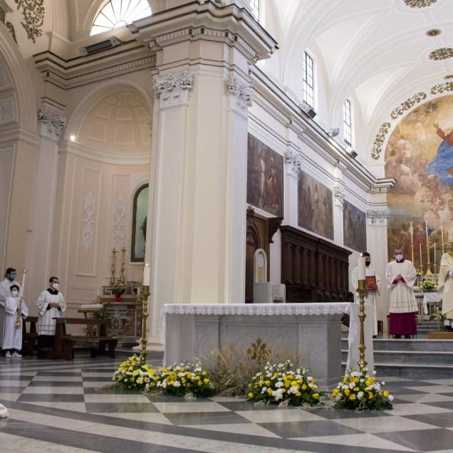 Pasqua di Resurrezione, Cattedrale di Alife