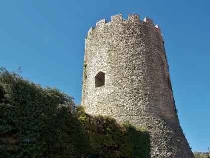 La torre di Castello del Matese
