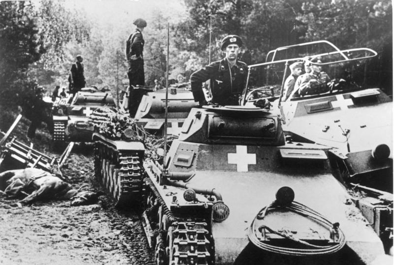 Resultado de imagen de INVASION NAZI DE POLONIA