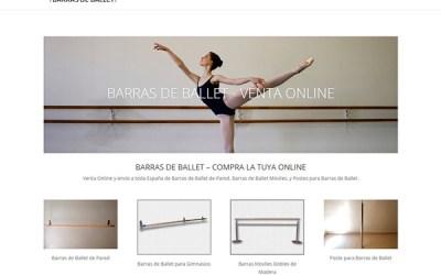 www.barrasdeballet.es
