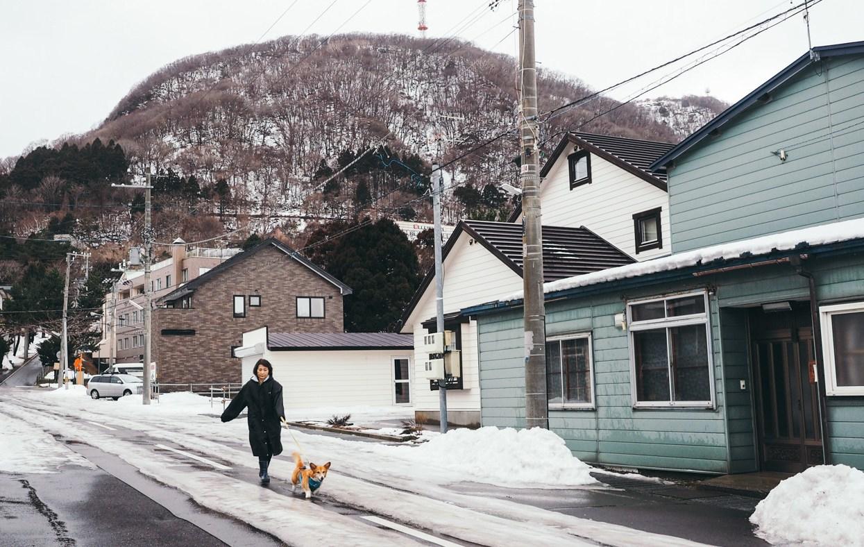 Japan: Hakodate, Just Strolling