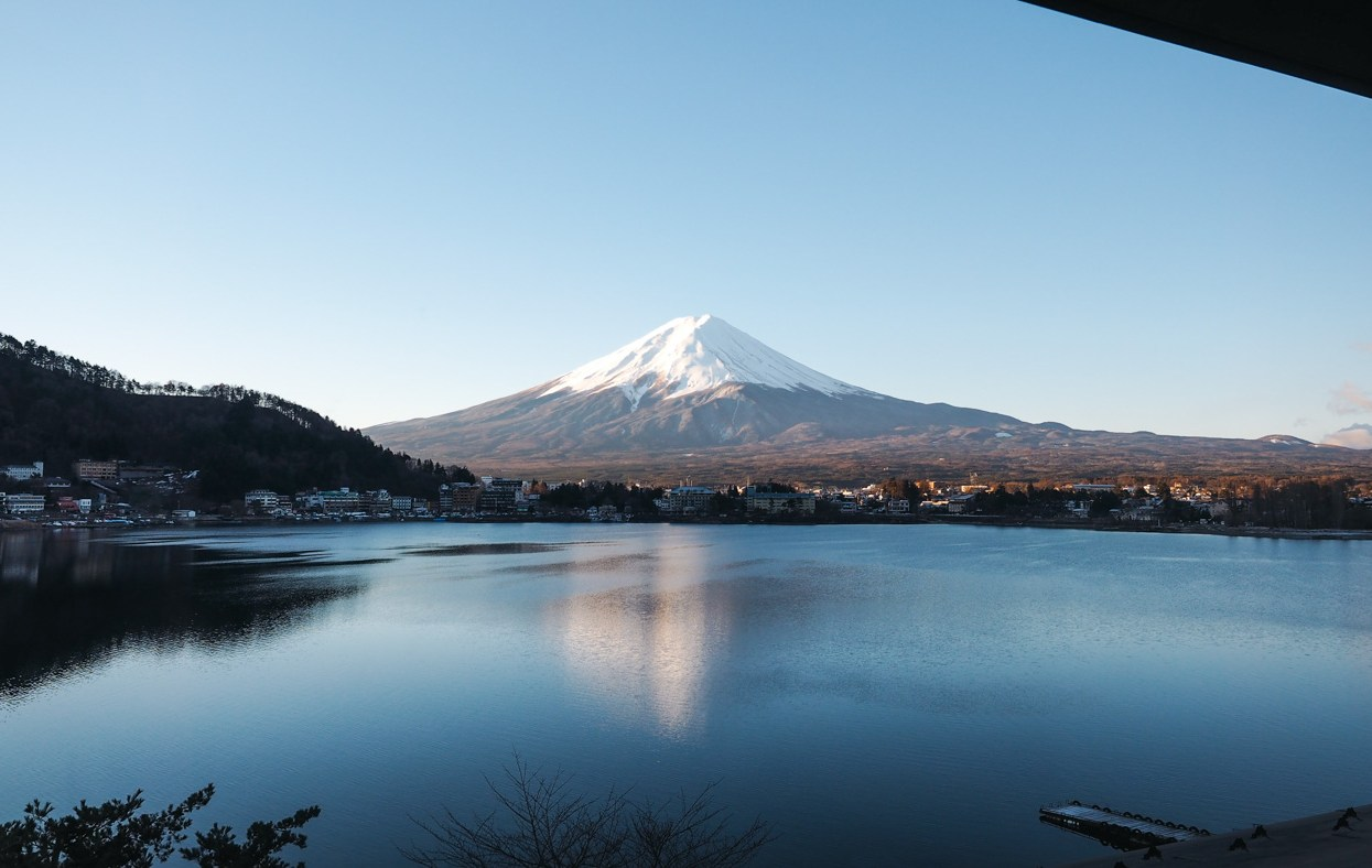 Japan: The Beauty above the Suicide Forest, Mount Fuji