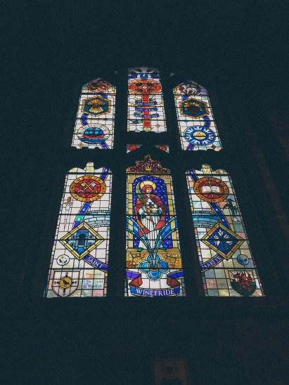 England Shrewsbury Abbey