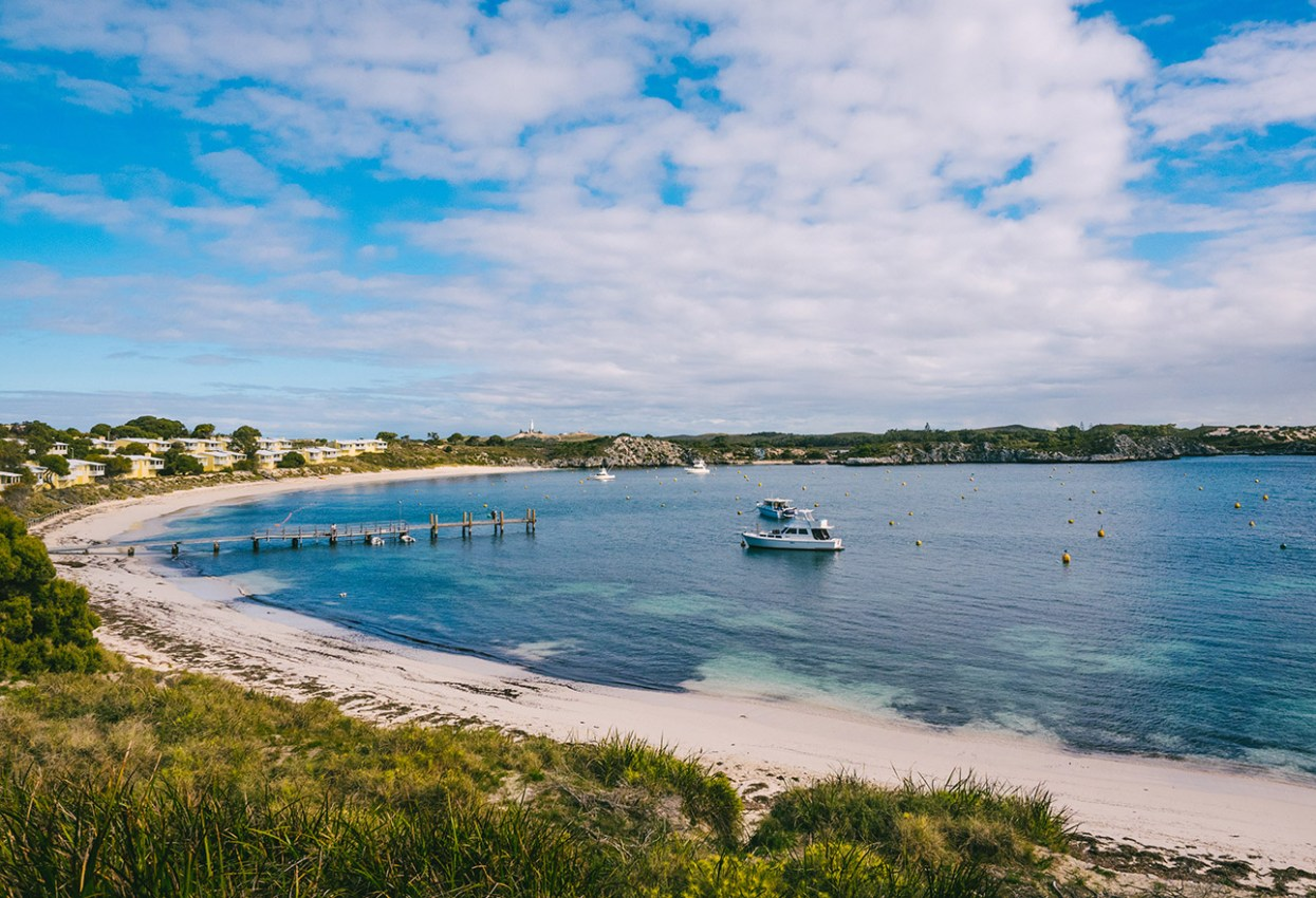 Perth: Rottnest Island, Home of Happy Animals
