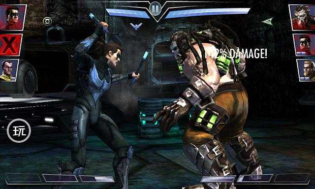 Download Injustice Gods Among Us Mod APK V 2.15 - Unlimited Coins