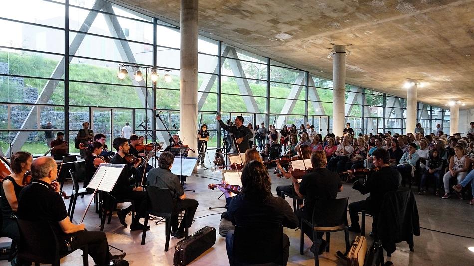 Orquesta de Cuerdas Municioa