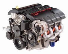 Motor LS2 2005 6.0L V-8 (LS2) para Corvette.