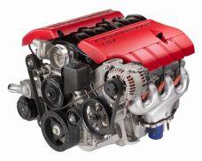 Motor LS7 2006 7.0L V-8 (LS7) para Chevrolet Corvette Z06.
