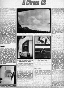 REVISTA GRÁFICA DE LA VELOCIDAD, 1971.