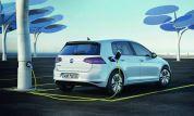El e-Golf de tracción delantera acelera de 0-100 km/h en 10,4 segundos.